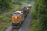 BNSF Leads 23Q @ 0714 hrs.